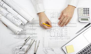 building modernization work