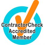 contractor check accredited member logo
